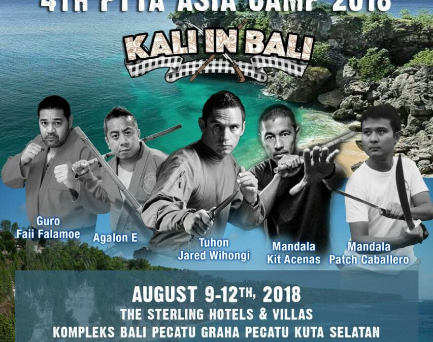 4th PTTA Asia Conference – Kali in Bali